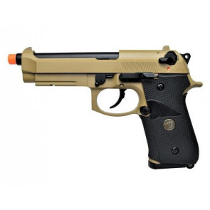 M9A1 Marine Tan Full Metal A Gas W048T