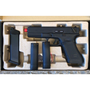GLOCK 17 NERA A GAS 4 GEN WE