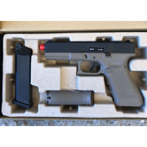 GLOCK 17 BI-COLOR A GAS 4 GEN WE