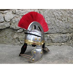 armi medievali elmo romano