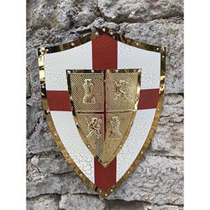 armi medievali scudo templari