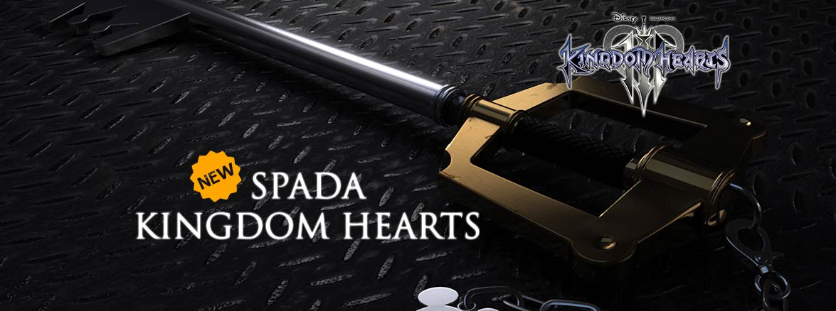 Spada Spada Kingdom Hearts