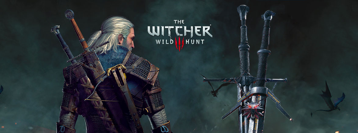 Spada The Witcher 3